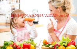 Manfaat Buah Untuk Anak