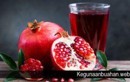 Manfaat Dari Buah Delima Untuk Kesehatan Tubuh