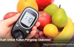 Buah Untuk Kalian Pengidap Diabetes
