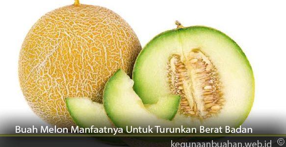 Buah-Melon-Manfaatnya-Untuk-Turunkan-Berat-Badan