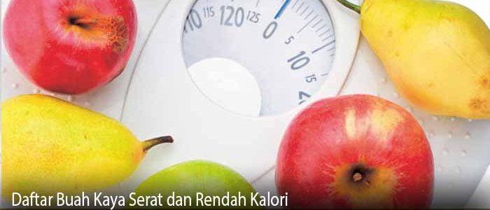 Daftar Buah Kaya Serat dan Rendah Kalori